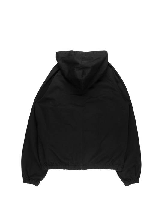 Comme des Garcons AW01 Split Logo Hooded Work Jacket Size US M / EU 48-50 / 2 - 3
