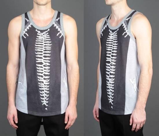 Givenchy Givenchy Baseball Stitch Print Men's Stars Rottweiler Shark Tank Top Vest size S Size US S / EU 44-46 / 1 - 6