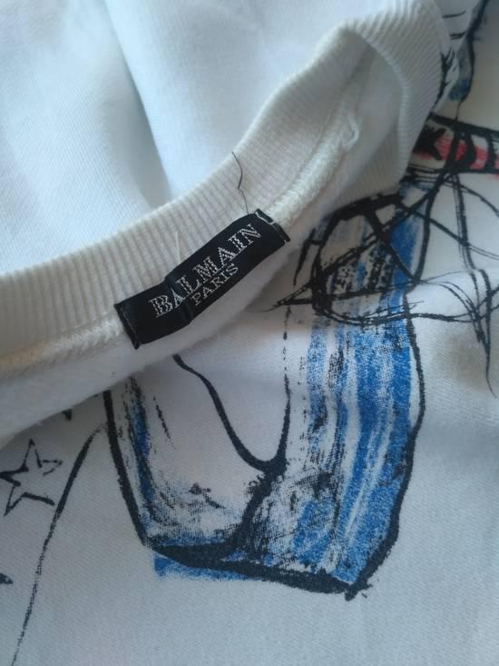 Balmain LAST DROP BEFORE DELETE Gorgeous Balmain Tiger Scorpion and B Logo on sketch Size US M / EU 48-50 / 2 - 4