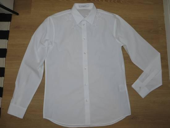 Givenchy Embroidered stars shirt Size US XXL / EU 58 / 5 - 7
