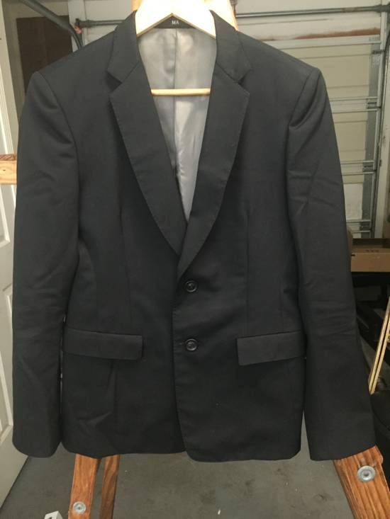 Julius AW08 Wool Gabardine 2B Blazer Size 36R - 1