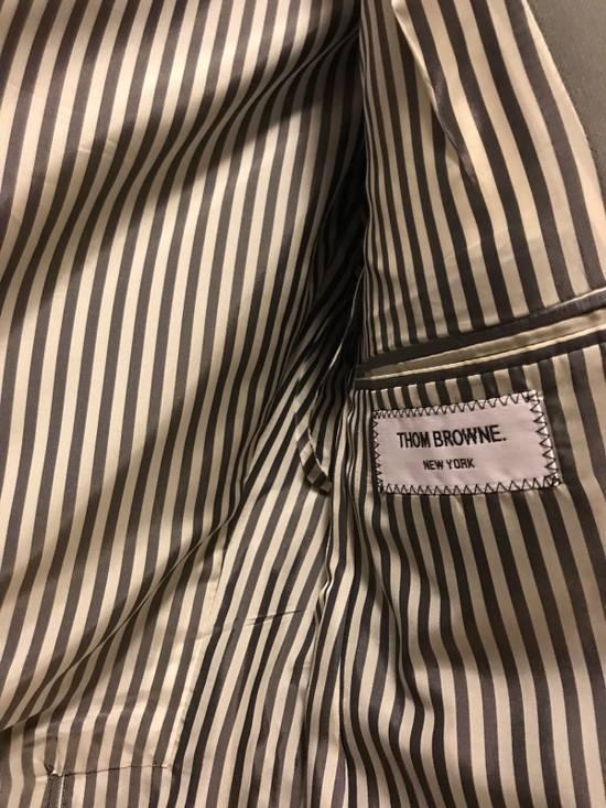Thom Browne Thom Browne Bluish Grey Blazer (size 0) SS13 Size 34S - 2