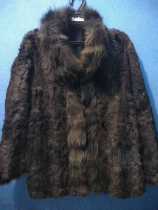 Balmain Balmain foux furr jacket reversible rare Size US L / EU 52-54 / 3