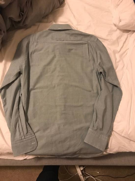 Thom Browne Green Button Down Oxford (Originally $600+) Size US M / EU 48-50 / 2 - 6