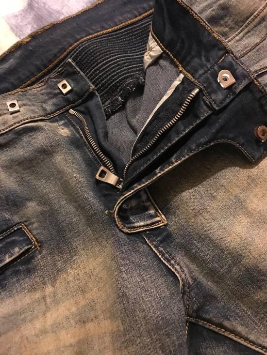 Balmain Balmain Biker Jeans Size US 33 - 2