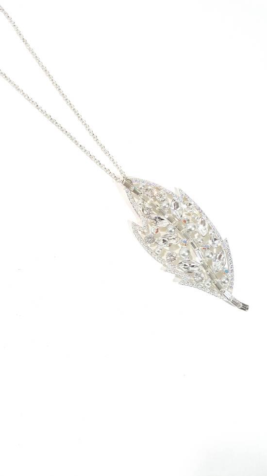Givenchy Oversized pendant necklace Size ONE SIZE - 2