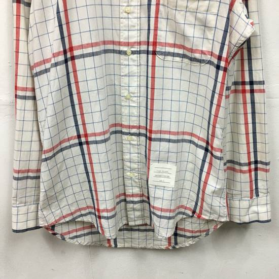 Thom Browne Thom Browne Brand Nova Long Sleeve Shirt Size US L / EU 52-54 / 3 - 3