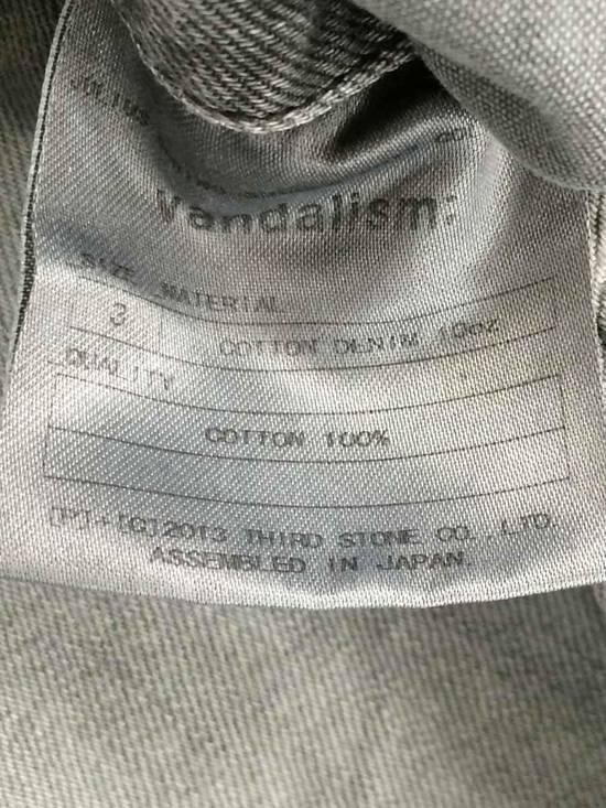 Julius Julius 7 Gray Denim Jacket Large//3 Excellent Condition Size US L / EU 52-54 / 3 - 5