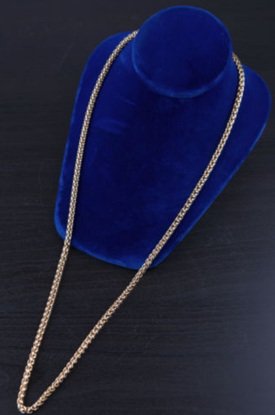 Givenchy 1994 Givenchy Gold necklace Size ONE SIZE - 2