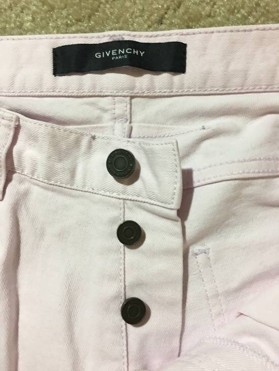 Givenchy Givenchy SS13 Pink Slim Denim Size US 32 / EU 48 - 2