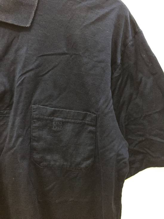 Givenchy 80's GIVENCHY embroidered logo pocket polo t shirt Size US S / EU 44-46 / 1 - 4