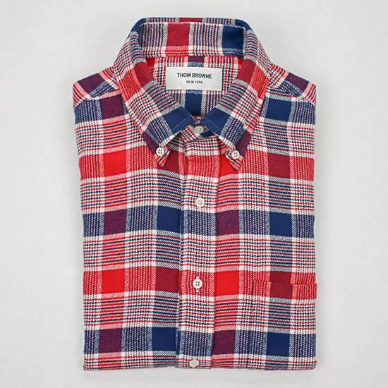 Thom Browne Thom Browne Plaid Shirt Size 2 Size US M / EU 48-50 / 2