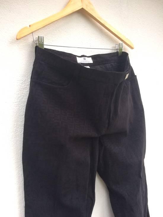Givenchy Allprint Logo Casual pant Size US 30 / EU 46
