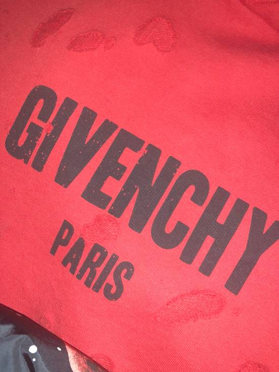 Givenchy Red Givenchy Sweater Size US L / EU 52-54 / 3 - 1