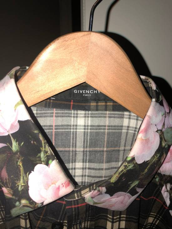 Givenchy Givenchy Floral Button Up Size US XL / EU 56 / 4 - 1