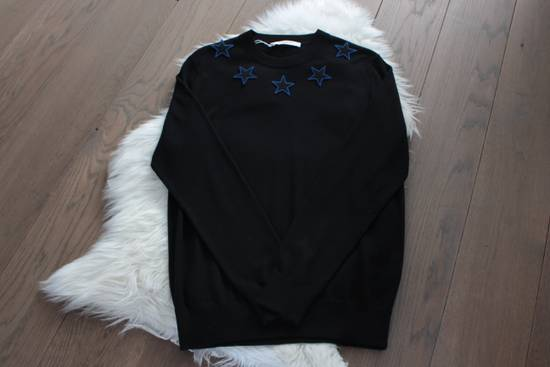 Givenchy Givenchy Star Embroidered Jumper M Size US M / EU 48-50 / 2 - 2