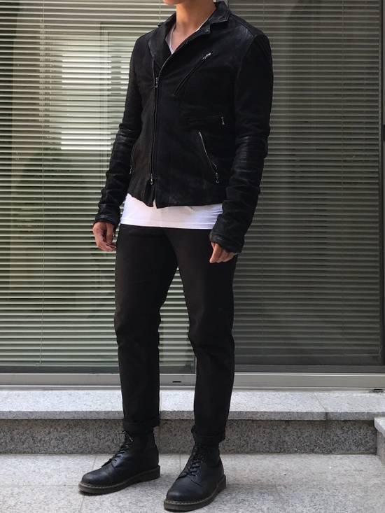 Julius Julius Vandalism Lamb Rider (Black) sz. 4 Size US L / EU 52-54 / 3 - 9