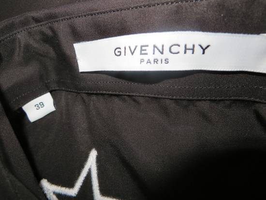 Givenchy Black and white embroidered stars shirt Size US S / EU 44-46 / 1 - 6