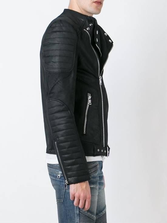 Balmain Biker Jacket Size US M / EU 48-50 / 2 - 1
