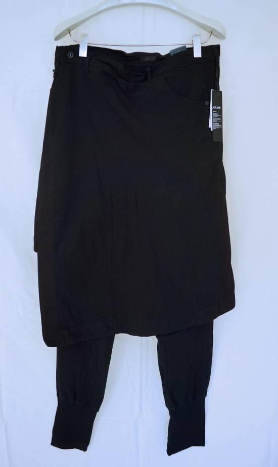 Julius New A/W 2012 Men's RESONANCE Skirt Jogger Trousers Sz 4 Size US 36 / EU 52