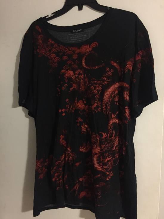 Balmain t shirt Size US XL / EU 56 / 4