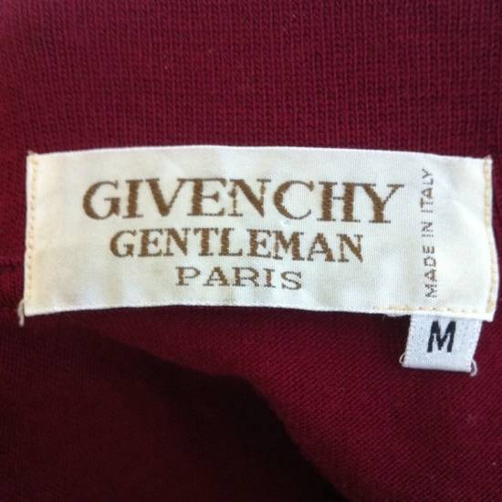 Givenchy Vtg 80s Givenchy Gentlemen Paris Designer Polo Shirt Wool Fabric Mens Size M Made in Italy Size US M / EU 48-50 / 2 - 4