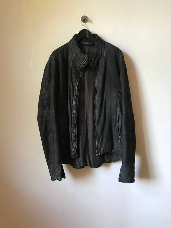 Julius lamb leather jacket size 4 Size US XL / EU 56 / 4