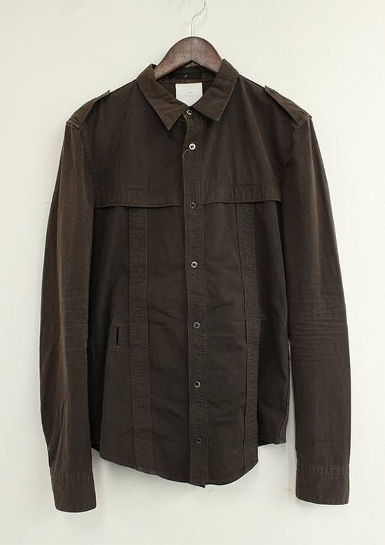 Julius AW06 Fixed Military Shirt Size US M / EU 48-50 / 2