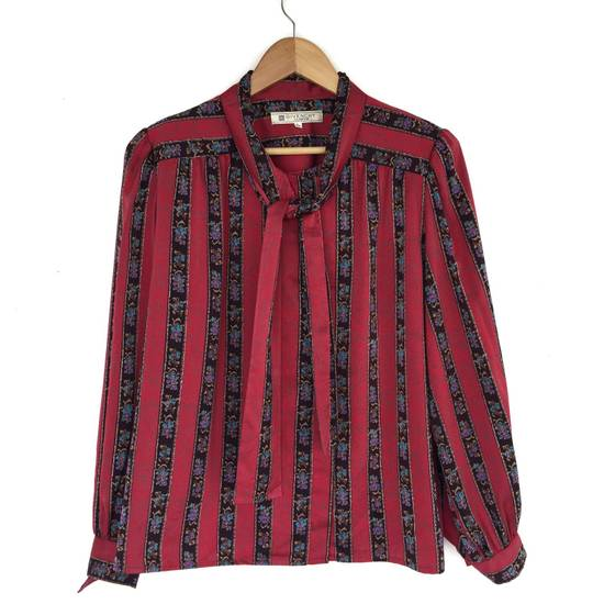 Givenchy Givenchy Glamour Baroque Style Shirt Size US XXS / EU 40