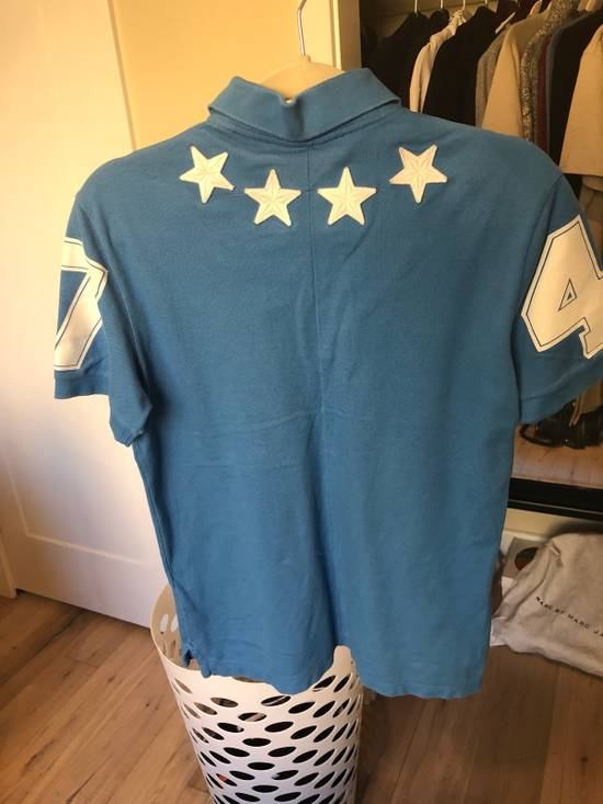 Givenchy Star 47 Polo In Blue Size US S / EU 44-46 / 1 - 1