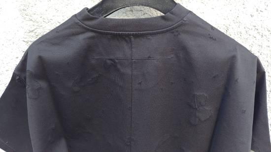 Givenchy Givenchy Black Destroyed Distressed Logo Oversized Shark T-shirt size M (XL) Size US M / EU 48-50 / 2 - 10