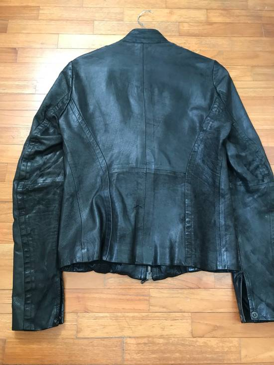 Julius SS12 Edge leather jacket Size US S / EU 44-46 / 1 - 9