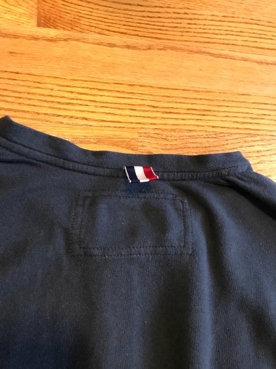 Thom Browne Long Sleeve Henley Size US M / EU 48-50 / 2 - 6