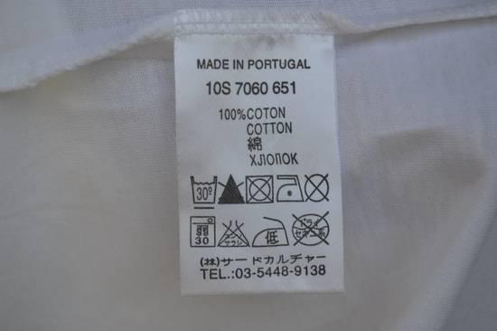 Givenchy White Keffiyeh Print T-shirt Size US XS / EU 42 / 0 - 4
