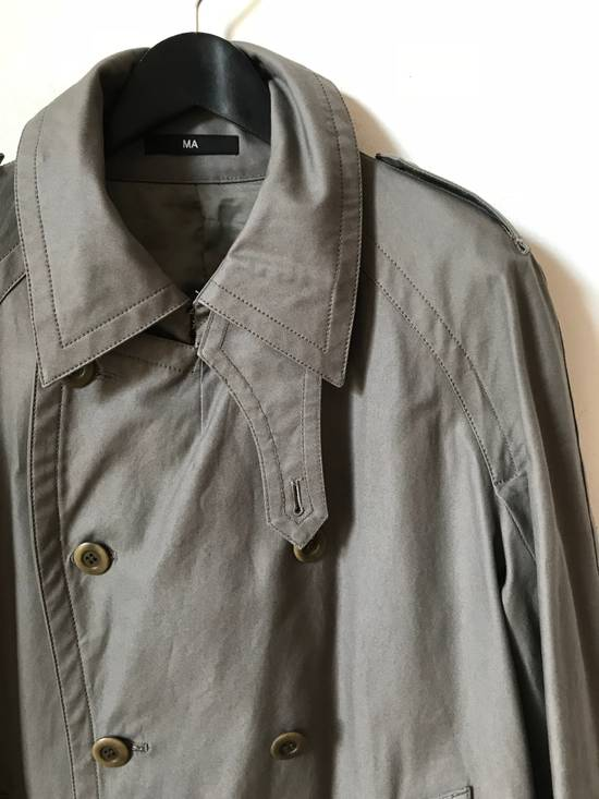 Julius JAPAN MADE MA LONG BREASTED COAT Size US L / EU 52-54 / 3 - 9