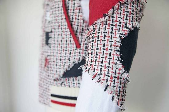 Thom Browne SS15 Anatomical varsity jacket Size US S / EU 44-46 / 1 - 4