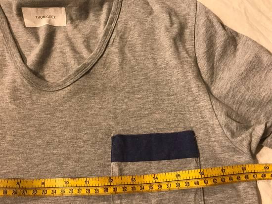 Thom Browne Thom Grey By Thom Browne Tshirt Size US M / EU 48-50 / 2 - 4
