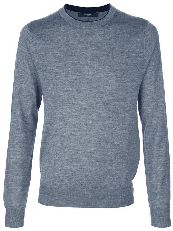 Givenchy Cross-detail Sweater Size US S / EU 44-46 / 1