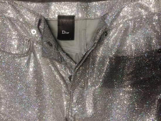 Dior SS06 runway glitter pants Size US 28 / EU 44 - 2