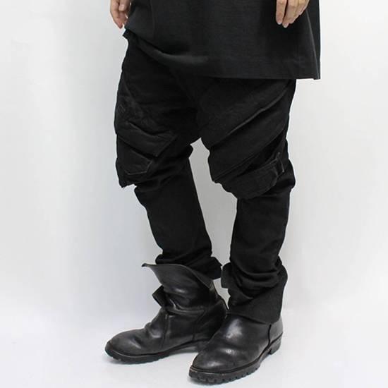 "Julius 2015 ""Prism"" Waxed Cargo Pants NEW Size US 36 / EU 52 - 14"