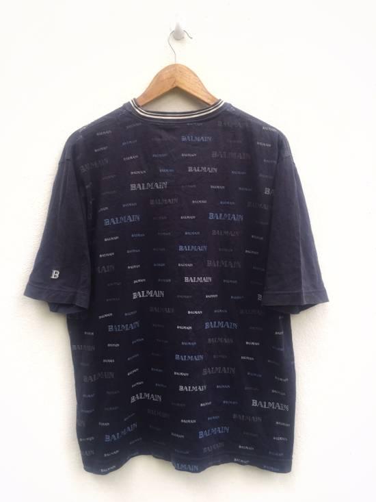 Balmain Balmain Short Sleeve T-shirt Full Print Size US L / EU 52-54 / 3 - 1