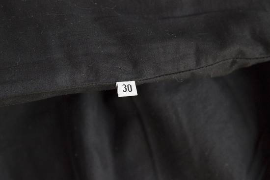 Balmain AW13 leather biker pants Size US 30 / EU 46 - 7