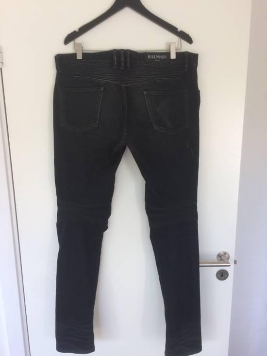 Balmain Balmain biker jeans Size US 34 / EU 50 - 3