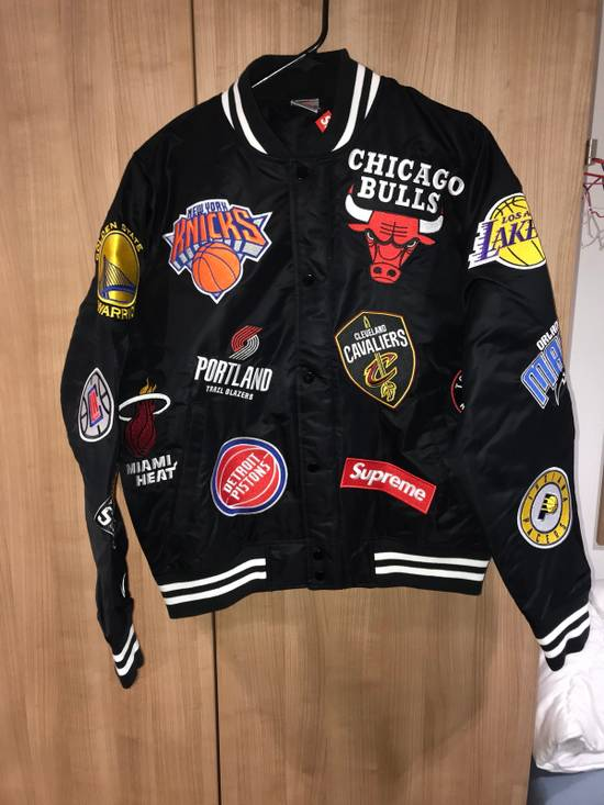 Supreme Supreme x Nike x NBA Warm Up Jacket Size s - Light Jackets ... fc1da29f8