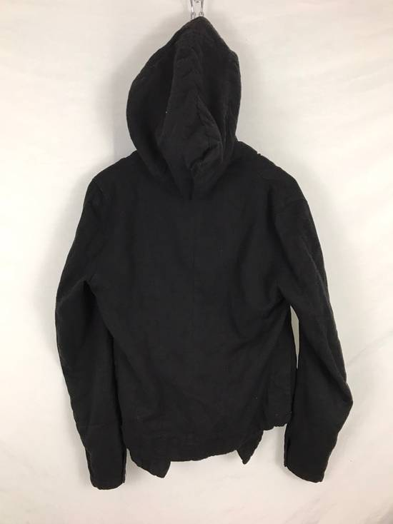 Julius 【Sale】Panelled large hooded jacket Size US S / EU 44-46 / 1 - 3