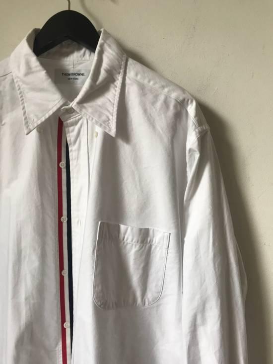 Thom Browne dense cotton shirt size 5 Size US XXL / EU 58 / 5 - 2