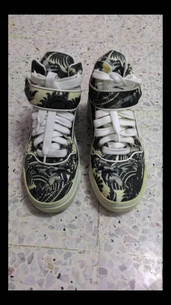 Givenchy Givenchy Paisley Rare Design Hi Top Sneakers Size US 7 / EU 40