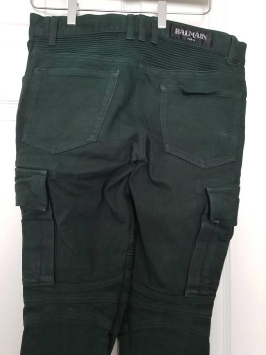 Balmain Balmain Cargo Moto Skinny Jeans Size US 28 / EU 44 - 7