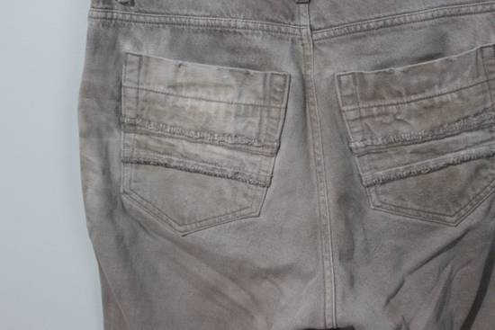 Julius Julius 7 Stacked Biker Denim Size US 30 / EU 46 - 4