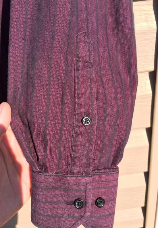 Balmain Button-up Striped Shirt Size US M / EU 48-50 / 2 - 2